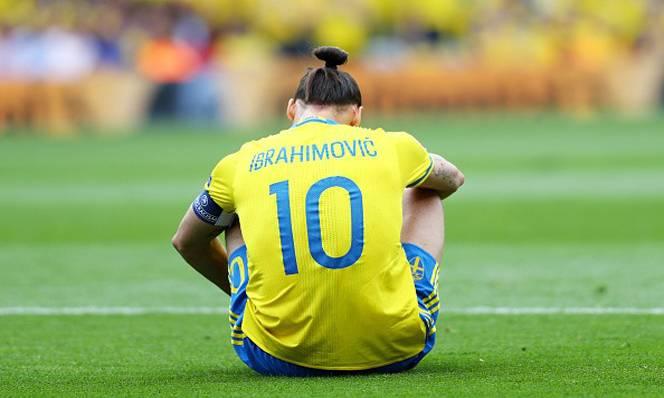 Ibra sẽ chia tay ĐT Thụy Điển sau EURO 2016