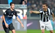 Atalanta vs Juventus: Cuộc đối đầu của những hậu vệ trứ danh