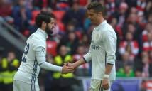 Tin bóng đá chiều 14/1: Hazard trở mặt Real Madrid, Ronaldo bị Isco mắng chửi
