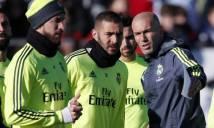 19 cầu thủ lên tuyển, Zidane lo ngay ngáy trước tứ kết UCL