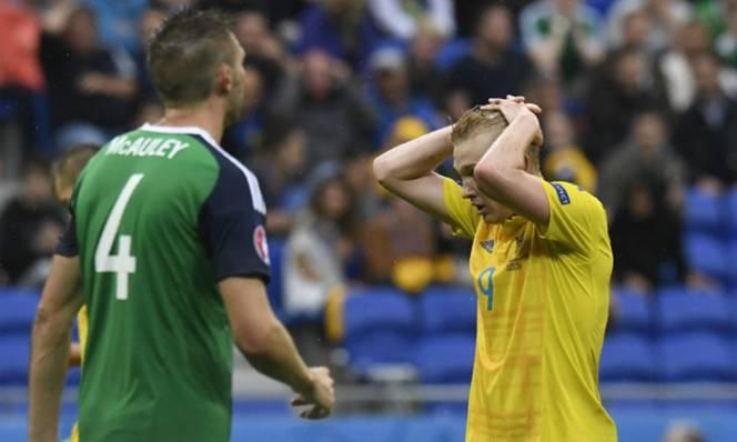 Đội bóng đầu tiên nói lời chia tay EURO 2016