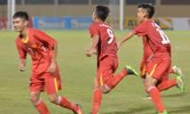 Xuất sắc đánh bại U19 Gwangju trong thế thiếu người, U19 VN lên ngôi vô địch xứng đáng