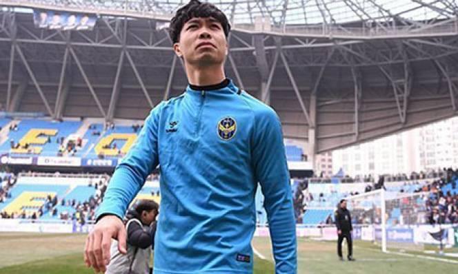 Trưa nay, Công Phượng có thể đá chính trận đầu ở Incheon United