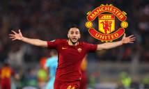 Thêm 1 cái tên muốn tranh giành mục tiêu 31 triệu bảng của Man Utd
