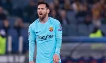 Nguy cơ Messi mang đôi chân không lành lặn tới World Cup