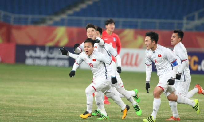 Điêm tin sáng 13/1: Tóa sáng tại U23 châu Á, Công Phượng, Quang Hải có thể đến Ngoại hạng Anh