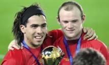 TIẾT LỘ: Đối tác ăn ý nhất của Rooney không phải Ronaldo