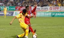 Nam Định 0-1 Hải Phòng: Siêu phẩm của Stevens quyết định trận đấu