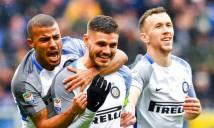Icardi lâp poker, Inter đại thắng 5 sao, xây chắc top 4