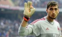 Man City tính lập kỷ lục chuyển nhượng với 'Tiểu Buffon'