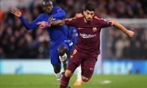 Luis Suarez 'dằn mặt' Chelsea sau trận hòa kịch tính