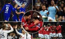 Lập siêu kỷ lục ở Champions League, người Anh đã thực sự trở lại