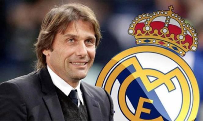 Chán Lopetegui, Real liên hệ Conte