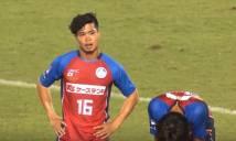 Công Phượng nói gì sau 8 phút thi đấu trận Mito và Yokohama?