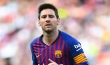 Ronaldo vừa ra đi, Messi phá luôn kỷ lục vĩ đại của anh khiến thế giới trầm trồ