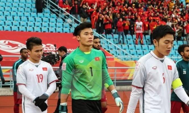 Người hùng Bùi Tiến Dũng tiết lộ bí kíp cản phá penalty