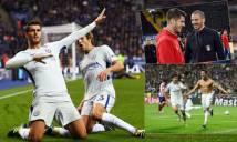 Alvaro Morata hoàn thiện bản thân nhờ học hỏi Ronaldo và Bonucci