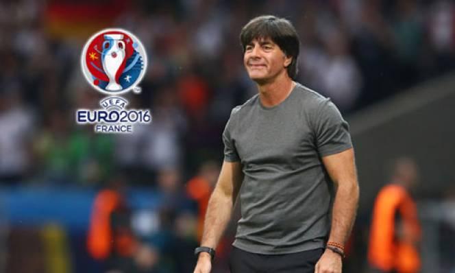 Sau khi lập kỉ lục tại EURO, Joachim Low nói gì?