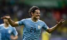 Copa America 2019: Người hùng Cavani đưa Uruguay lên đỉnh