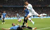 Uruguay loại Bồ Đào Nha: Messi và Ronaldo dắt nhau về nước