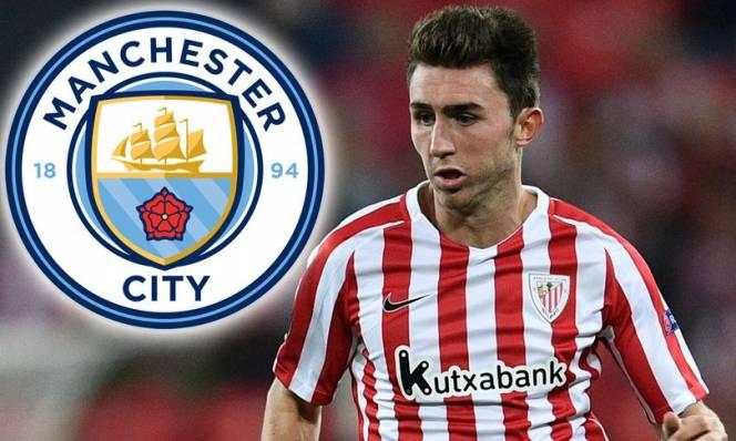 Man City chi đậm mua trung vệ Athletic Bilbao