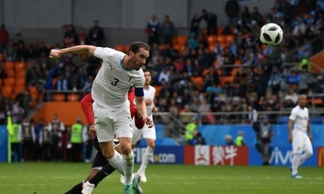 Bảng A World Cup 2018: Uruguay trước cơ hội giành vé đi tiếp