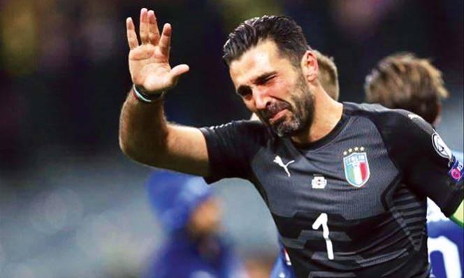 Buffon và giọt nước mắt chia tay