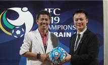 AFC tặng quà lưu niệm cho VFF và U19 sau chiến tích lịch sử
