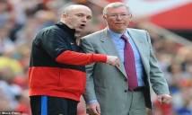 Sir Alex Ferguson và lời nguyền ma ám với kẻ phụ tá