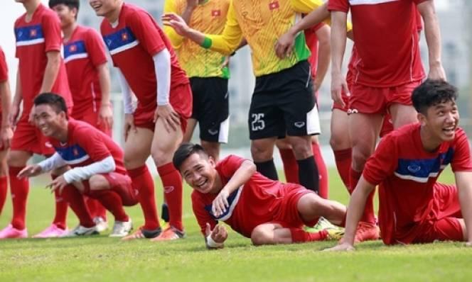 U20 Việt Nam nhận tin vui trước trận giao hữu thứ hai
