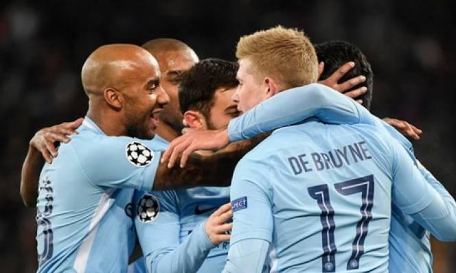 Man City lập nên kỷ lục mới ở Champions League sau đại thắng Basel