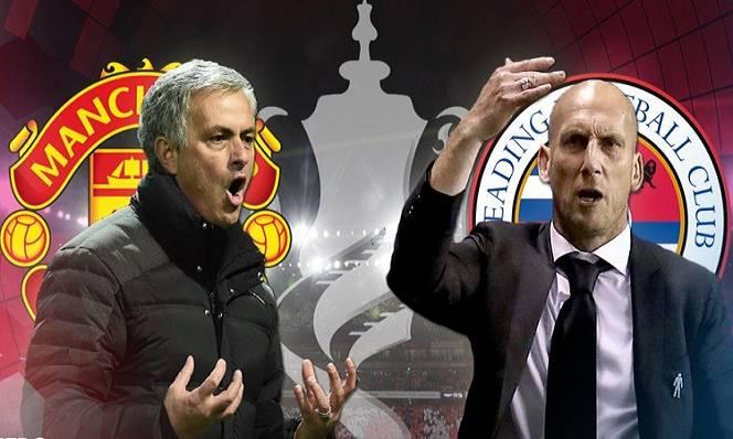 Man Utd vs Reading, 19h30 ngày 7/1: Nhà vua xuất trận