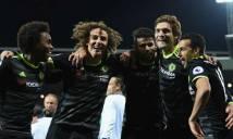 Chùm ảnh: Dàn sao Chelsea 'quẩy tung nóc' sau chức vô địch NHA