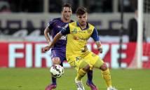 Nhận định Fiorentina vs Chievo, 21h00 ngày 25/02 (Vòng 26 - VĐQG Italia)