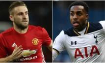 MU đổi Shaw lấy Rose, Man City sẵn sàng bán Aguero cho Real