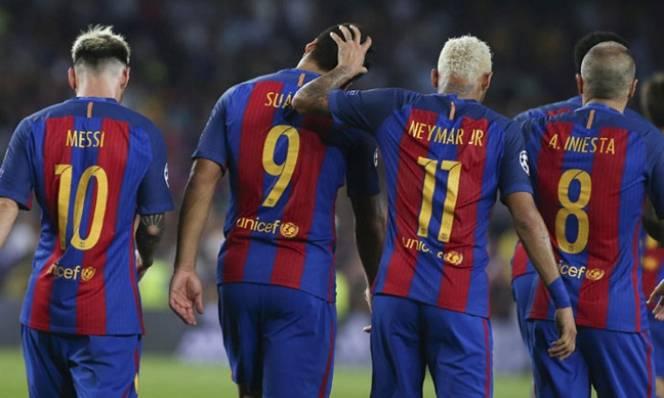 Barca lên kế hoạch nâng doanh thu để giữ chân các ngôi sao tấn công