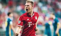Kimmich gia hạn với Bayern:
