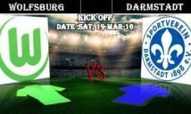 Wolfsburg vs Darmstadt, 21h30 ngày 19/03: Khát vọng của Đàn sói