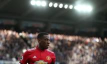 Không được cho phép tới Arsenal, Martial bắt đầu