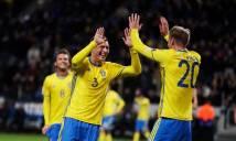 SOI SỐ BÀN THẮNG Thụy Điển vs Chile, 00h00 ngày 25/3 (Giao hữu quốc tế)