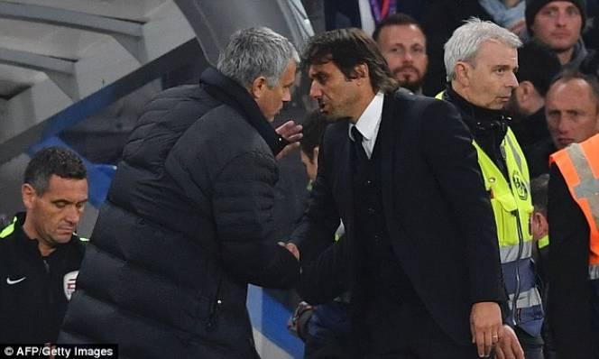 Mourinho đang âm mưu hạ bệ Chelsea của Conte như thế nào?