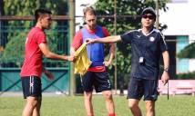 Chốt xong sao của Sài Gòn FC, Công Vinh tiếp tục trao cơ hội cho trung vệ Ba Lan