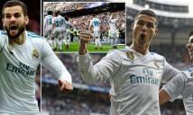 ĐIỂM NHẤN Real Madrid 5–0 Sevilla: Lời chào 'Bóng vàng' của Ronaldo. Cánh chim lạ Hakimi