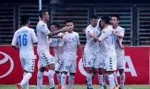 Tổng hợp vòng 24 V-League 2016: Hà Nội T&T chiếm ngôi đầu