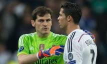 Ronaldo vượt Xavi, áp sát kỷ lục của Casillas