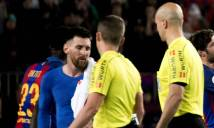 Messi suýt thoát 'án tử'