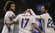 Áp đảo hoàn toàn, Real nhẹ nhàng vượt qua Deportivo bằng đội B