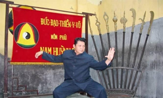 Võ sư Huỳnh Tuấn Kiệt: Lập phái từ chuyện một chiếc áo