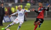 Nhận định Guingamp vs Lyon 01h00, 18/01 (Vòng 21 - VĐQG Pháp)