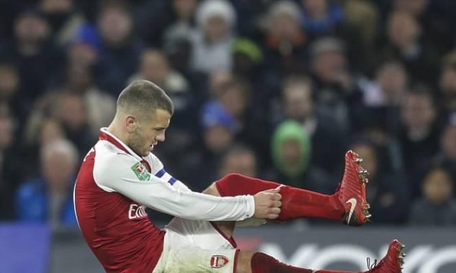 Jack Wilshere báo tin giúp fan Arsenal thở phào